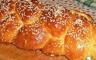 Хала хліб рецепт